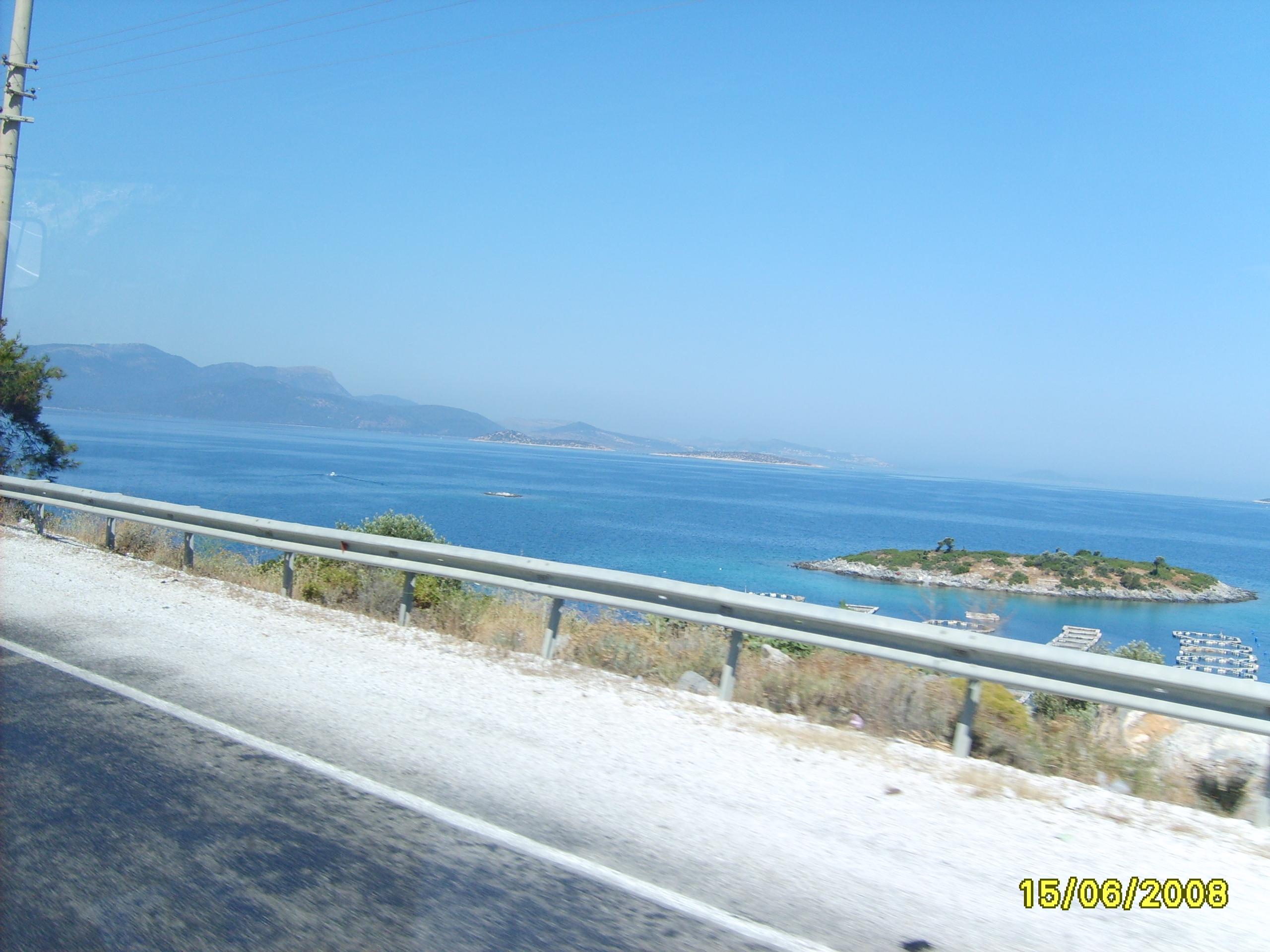 Бодрум: вдоль Эгейского побережья