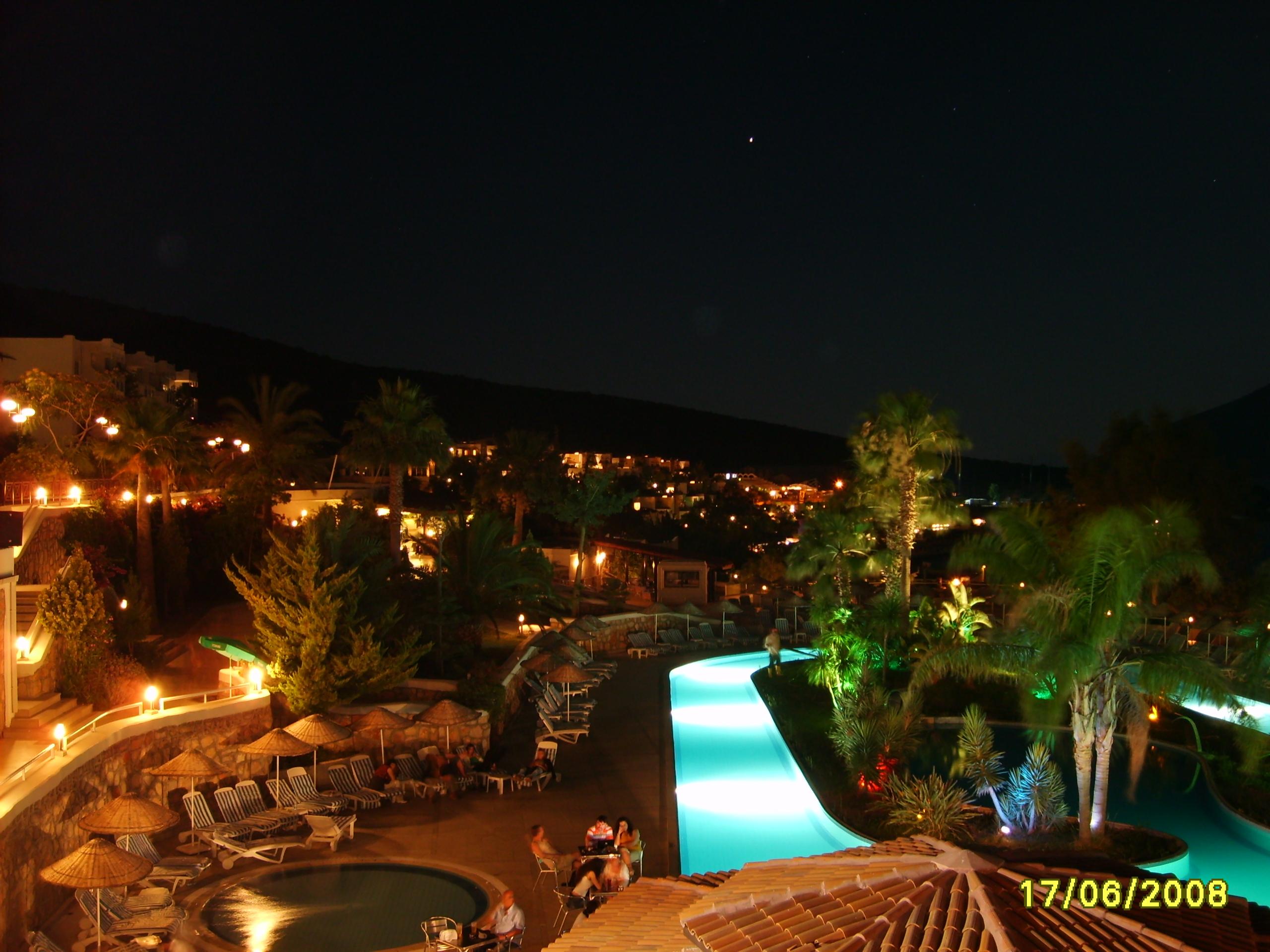 Ночной Majesty Club Hotel Belizia 5