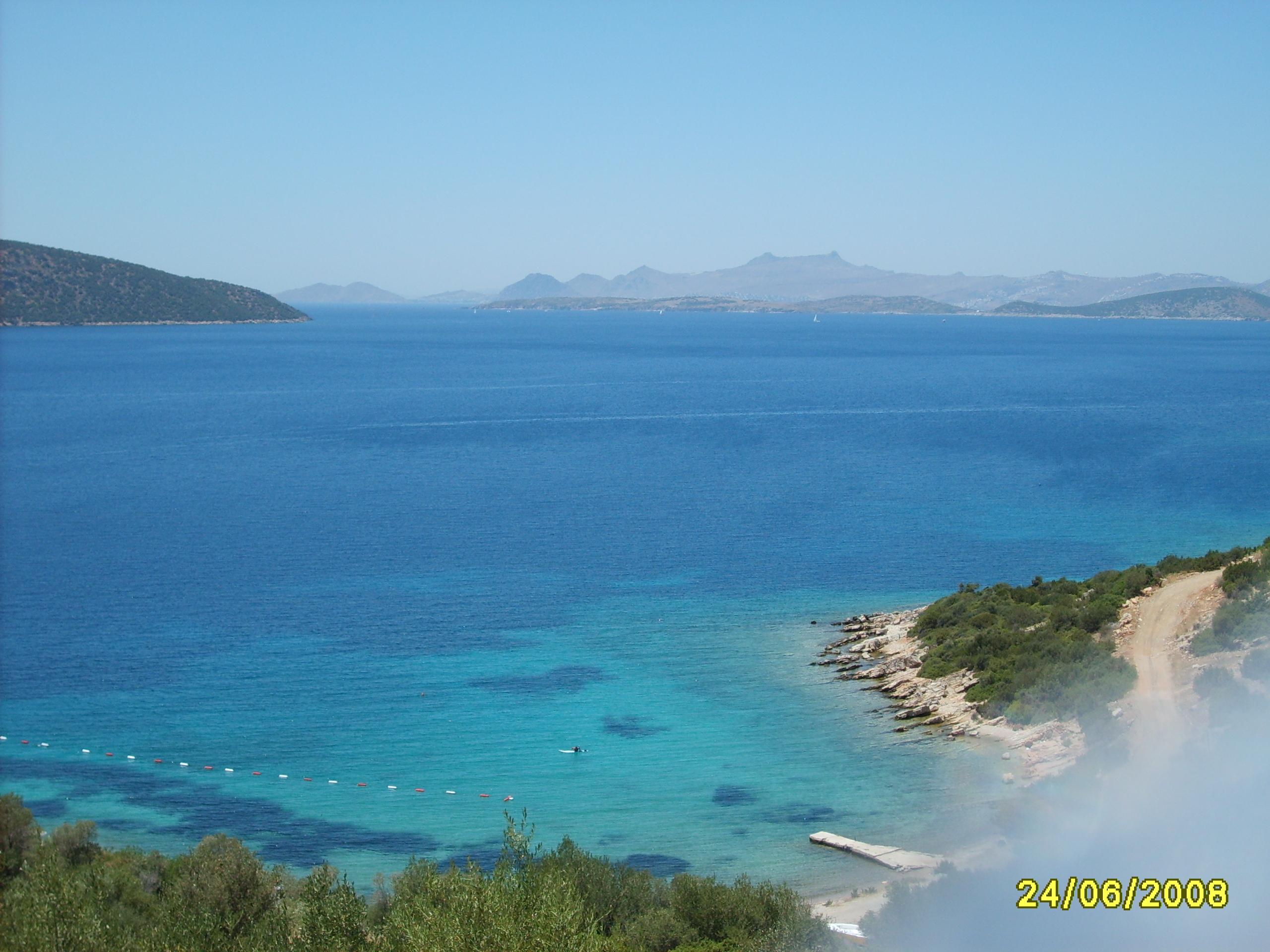 Эгейское море Бодрума