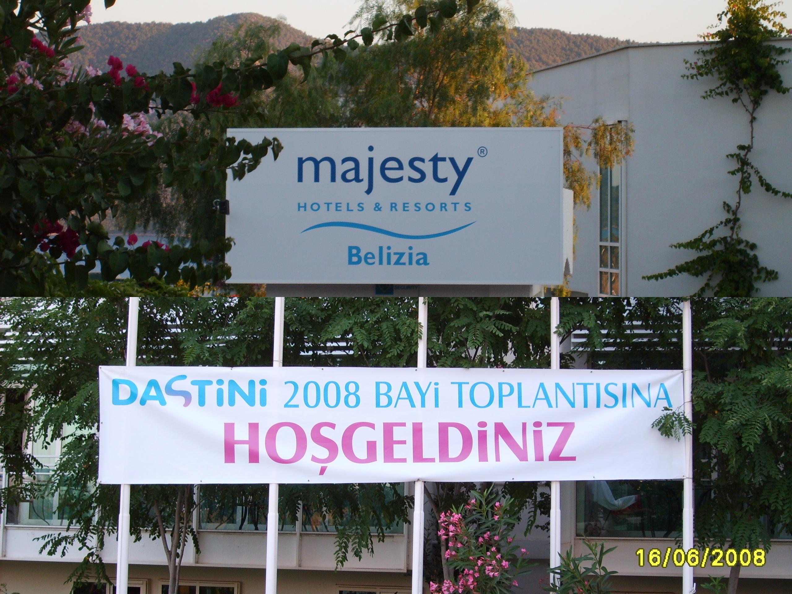Majesty Club Hotel Belizia 5* - официальное название