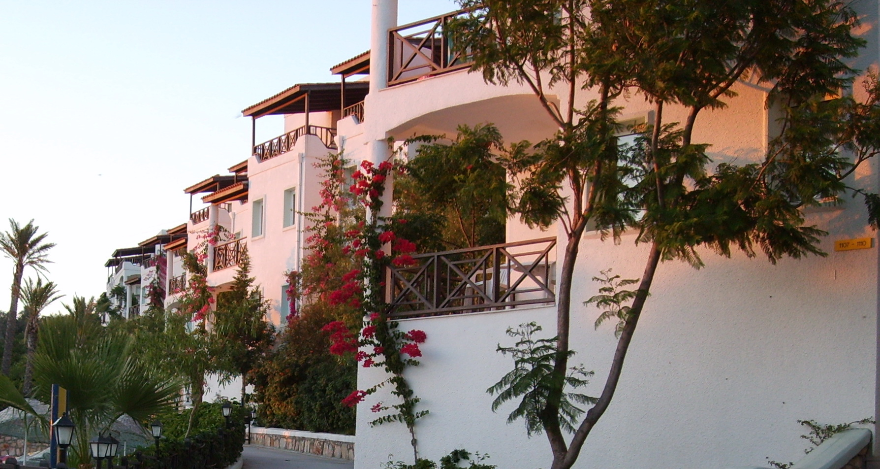 Бунгало отеля Bodrum Holiday Resort & Spa 5*
