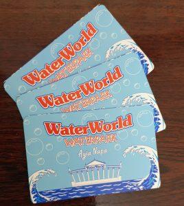 WaterWorld (Кипр) - входные билеты