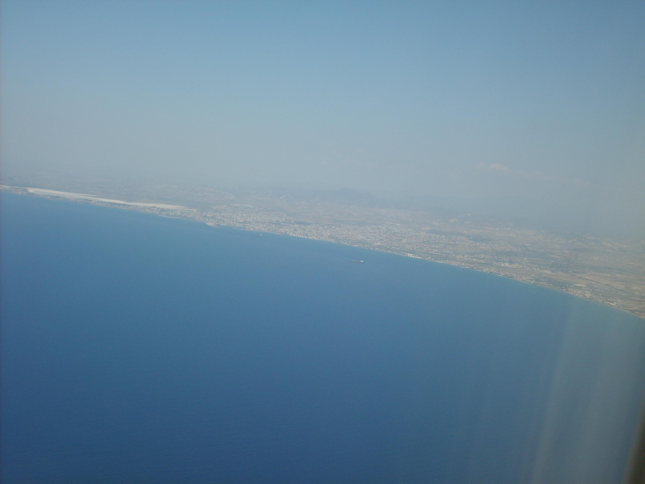 Береговая линия - Кипр