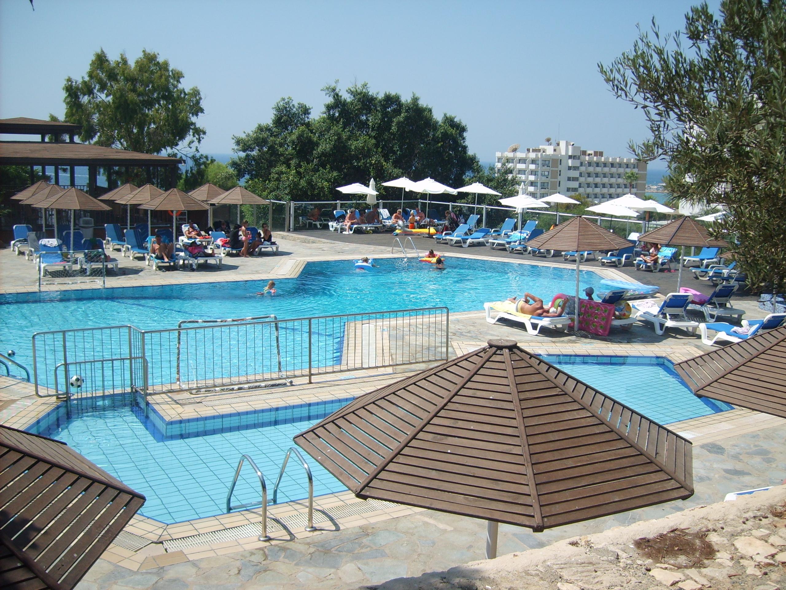 Бассейн отеля Bella Napa - Кипр, Айя-Напа