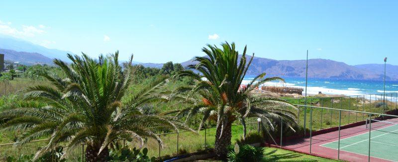 Отель Vantaris Beach 4* на острове Крит
