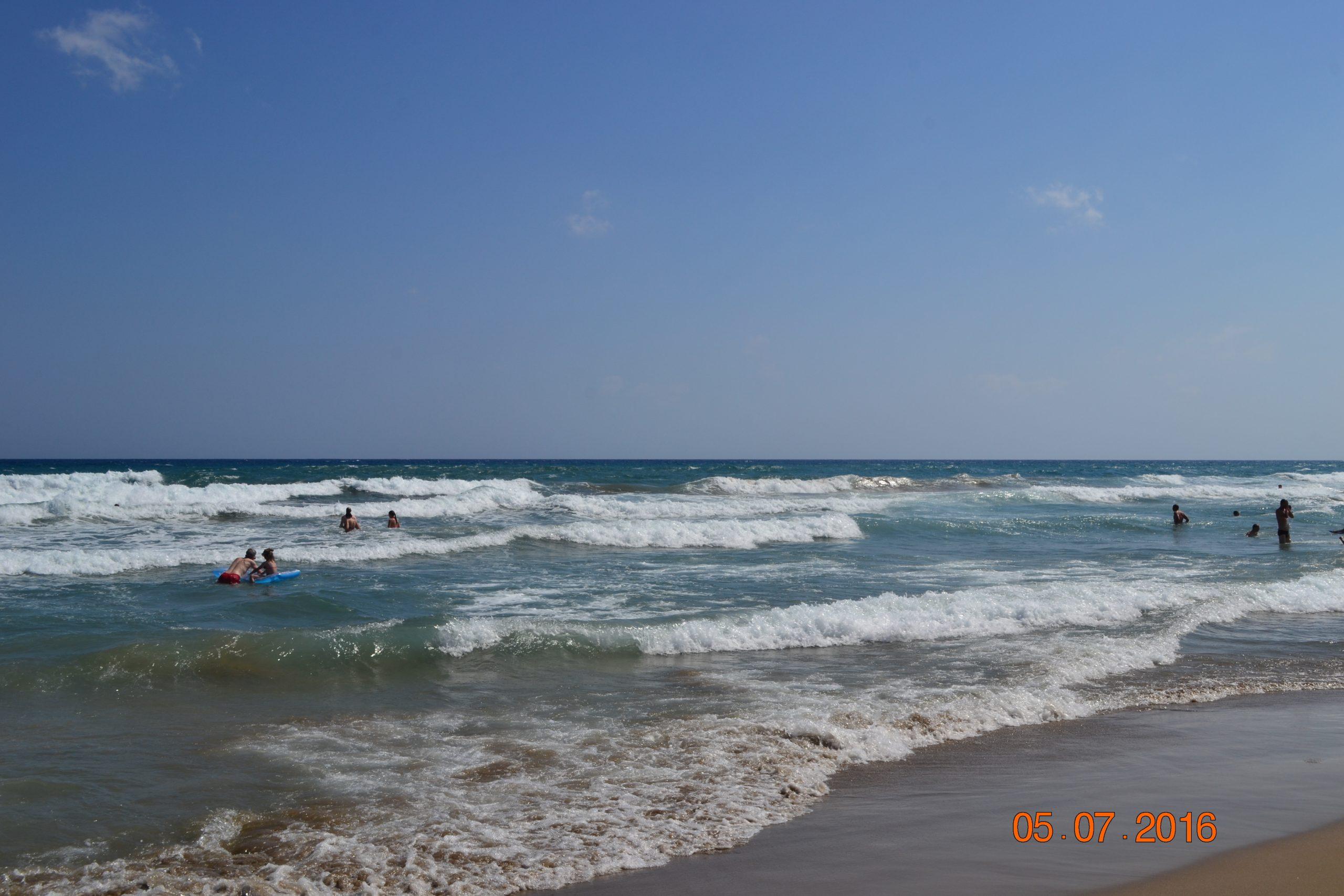 Эгейское (Критское) море