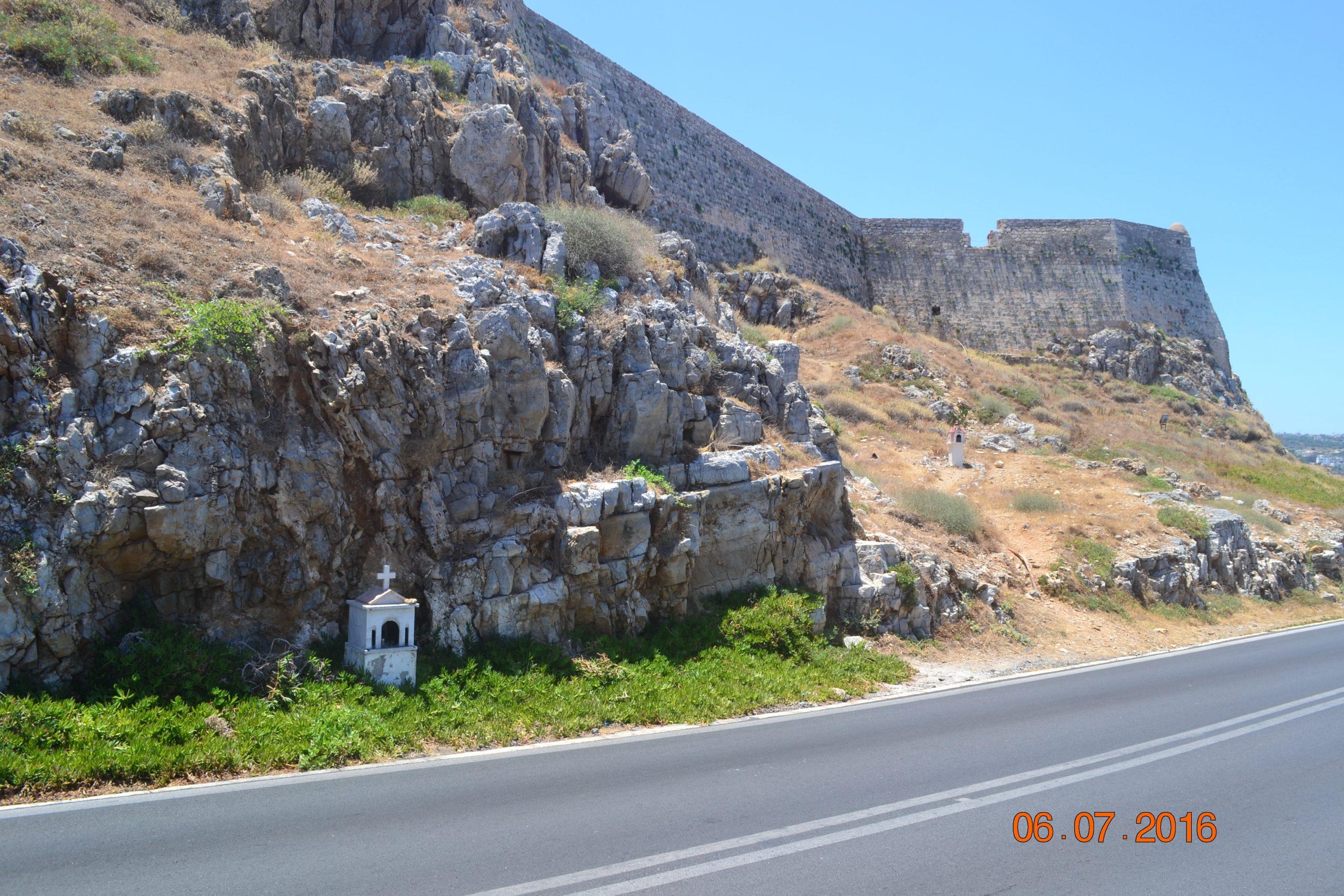 Бастионы крепости Fortezza