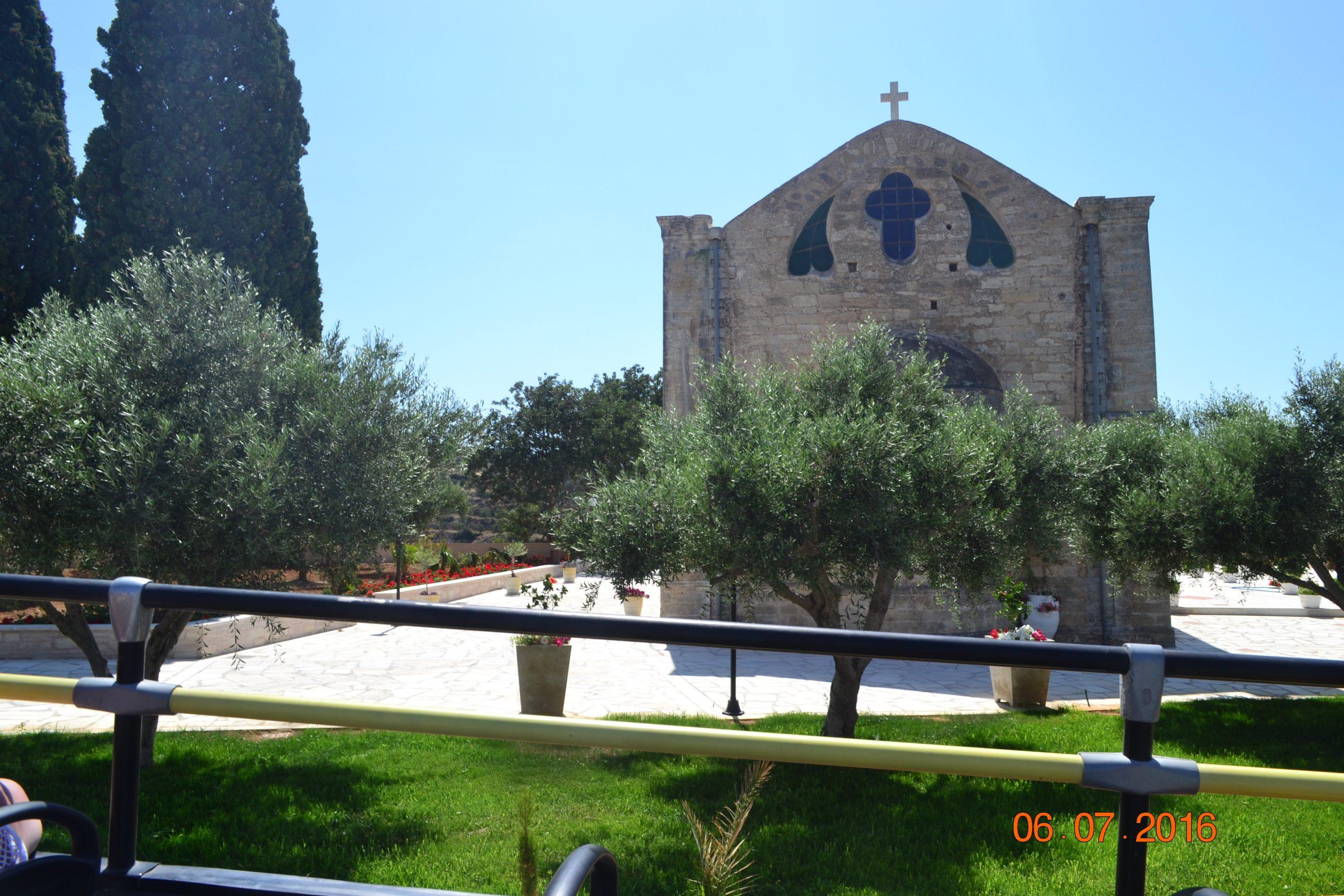 Монастырь Панагии Халеви - Ретимно, Крит