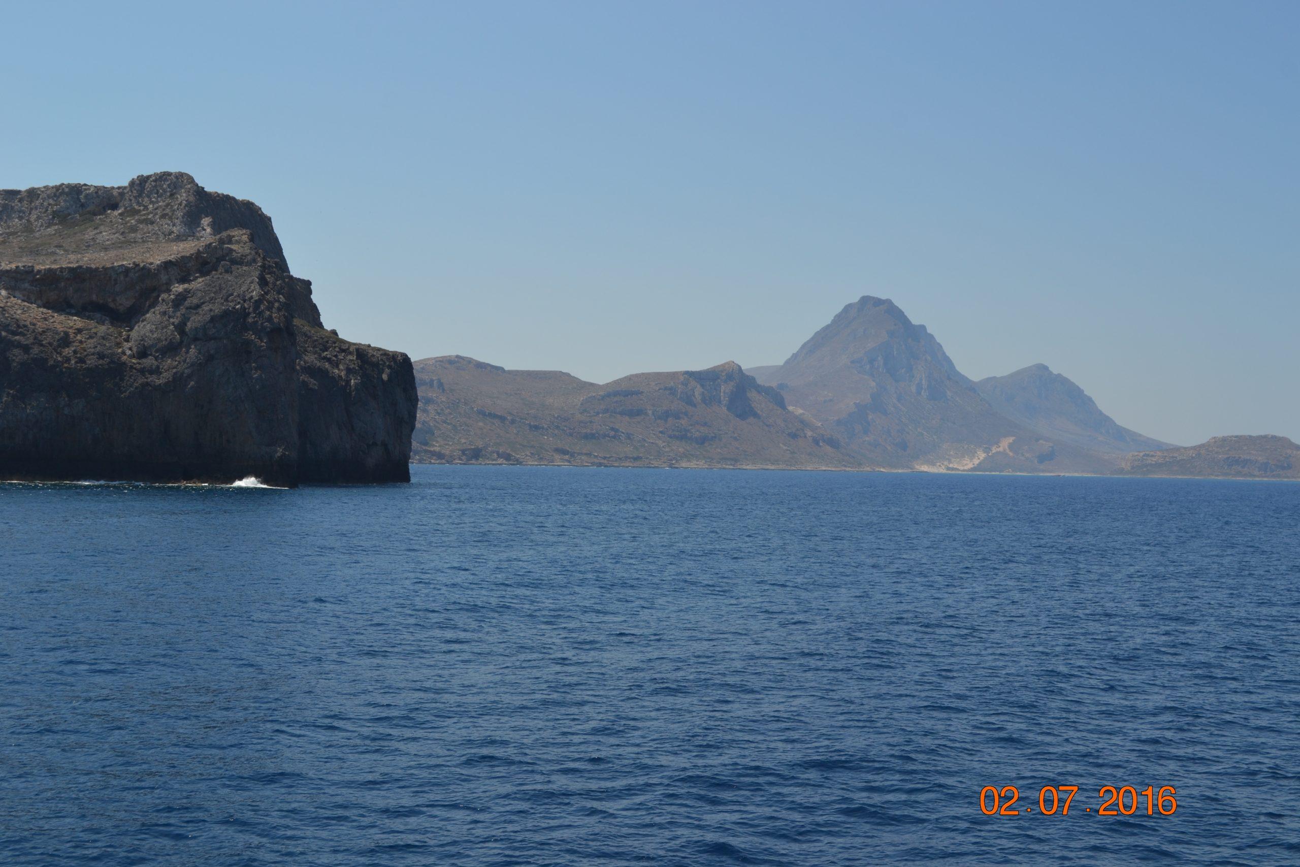 пейзажи Крита